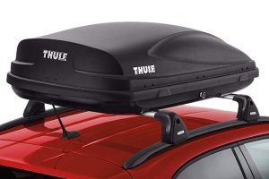 Dodge Grand Caravan Accessories Cargo Box TCBOX624